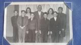Archívumból Méry tanító úr és csapata, elődásokból képek