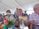 Nyugdíjas találkozón, Héderváron. 2017 06.16.
